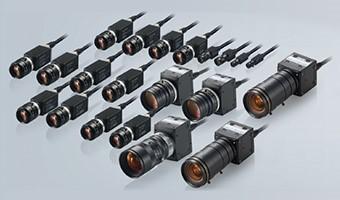 キーエンス社製 22種類のエリアカメラ