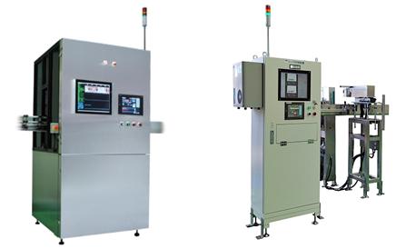高嶋技研のラベル検査装置、印字検査装置