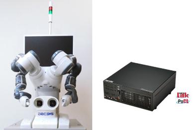 デクシス社製の人型外観検査システム